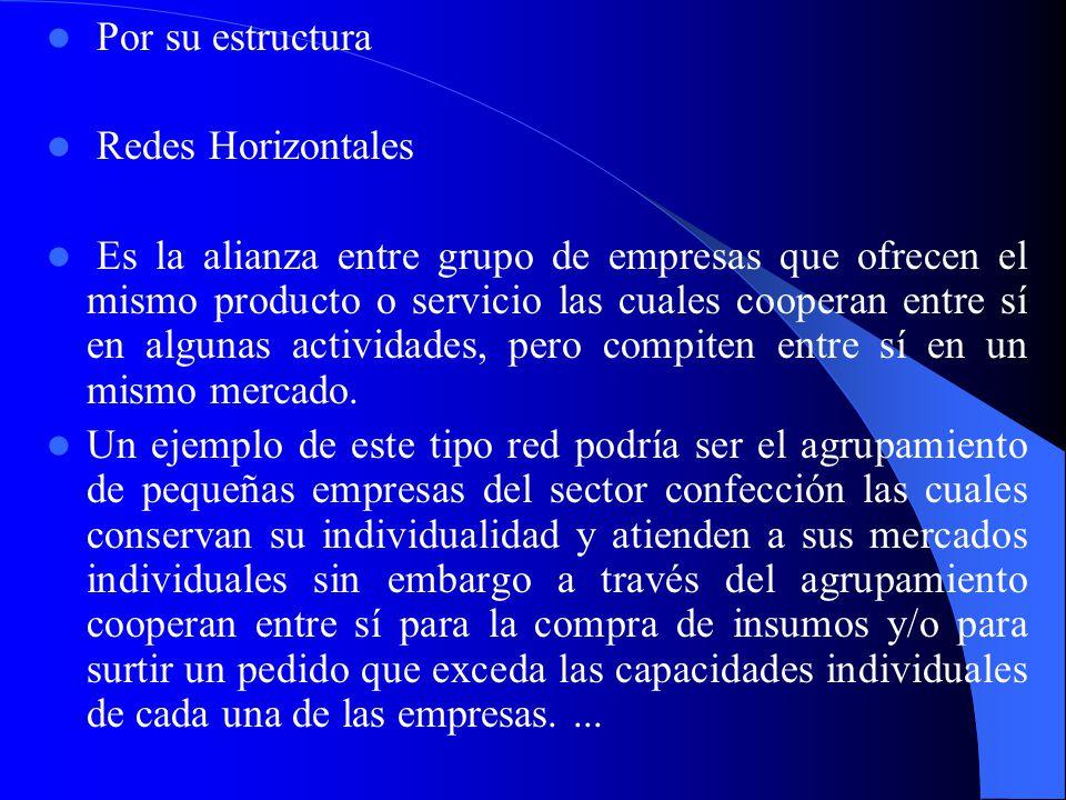 La experiencia de Maeso en el Uruguay y de López- Cerdán en México permite señalar que las redes integradas por más o menos un grupo de 10 empresarios