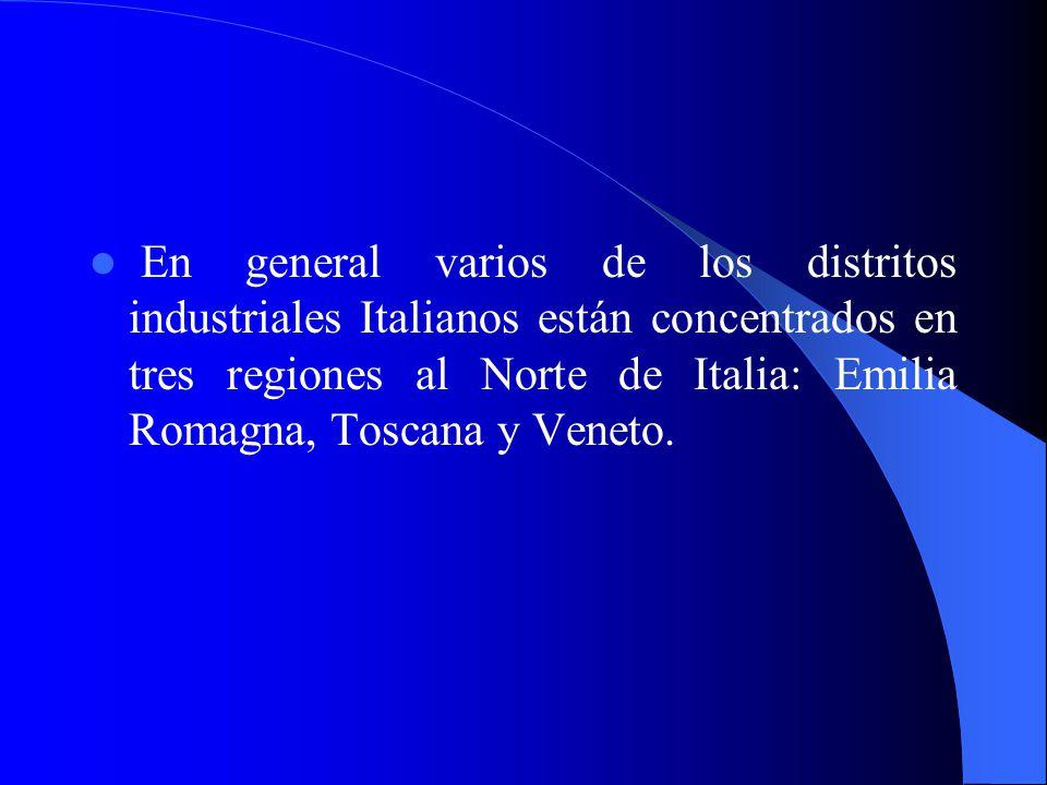 En El Salvador aunque el gobierno nacional a través del Ministerio de Economía había realizado algunos avances sobre el desarrollo de clusters a través del Programa de Competitividad (con el apoyo del Banco Mundial) En el momento actual el papel protagónico lo esta asumiendo la Asociación Nacional de la Empresa Privada (ANEP) que es una unión de 34 cámaras y gremios empresariales.