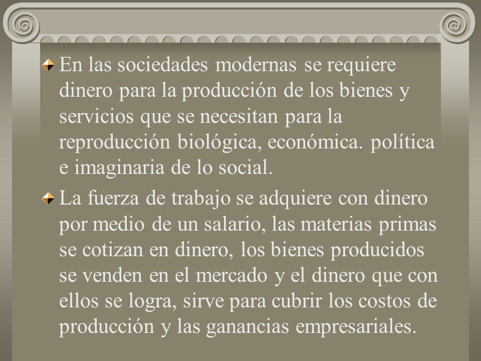 bl) LA REGIÓN Y EL ESPACIO SOCIOPOLÍTICO DEL CRECIMIENTO. (FORDISMO) Los tres elementos claves para la reproducción de un sistema social en la actuali