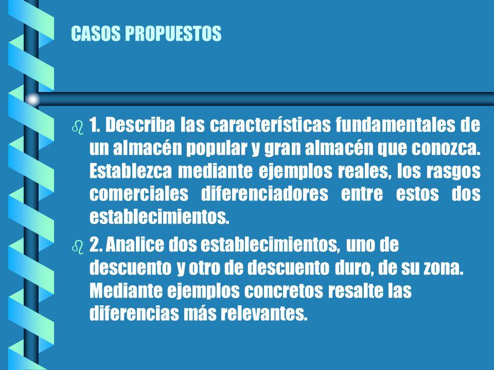 CASOS PROPUESTOS b b 1.