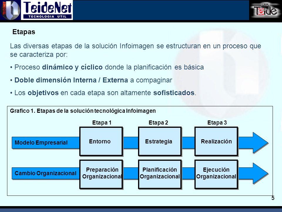 5 Cambio Organizacional Modelo Empresarial Grafico 1.