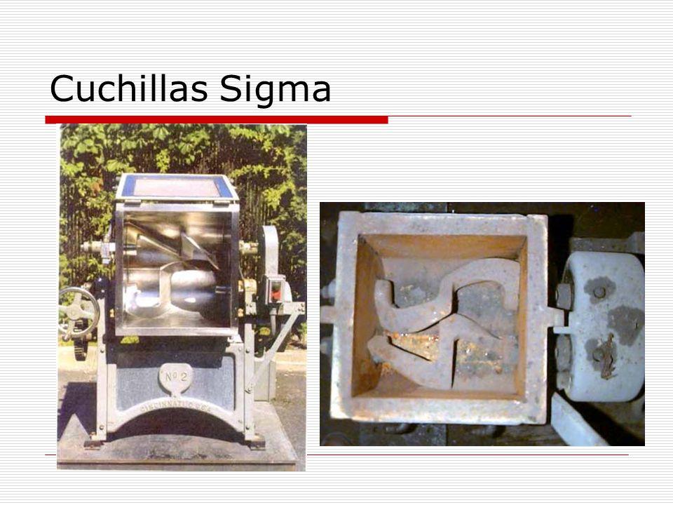 Cuchillas Sigma