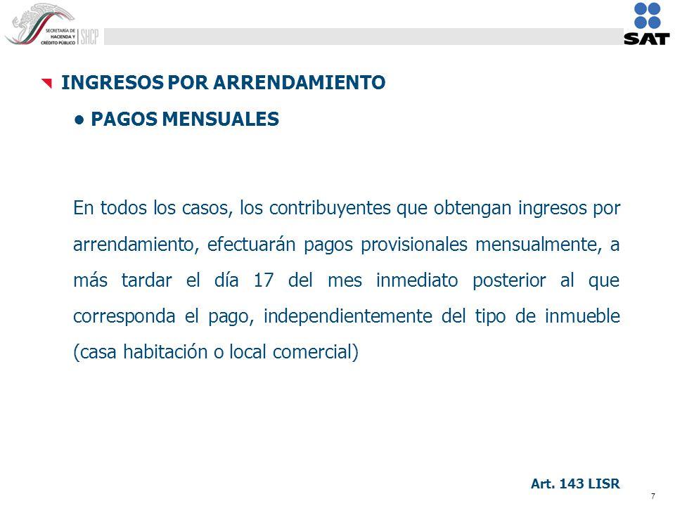8 Ley del Impuesto al Valor Agregado