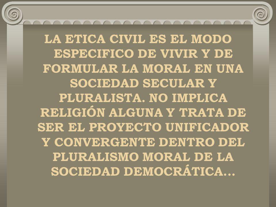 ¿Cómo implementarla en la educación moral.