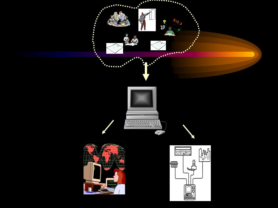 Desarrollo Histórico El uso inicial de las computadoras en los hospitales era facilitar el pago por los servicios brindados y automatizar el reporte de resultados.