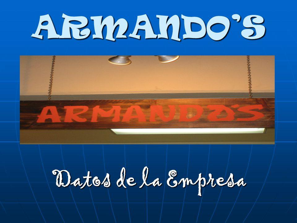 ARMANDOS Datos de la Empresa