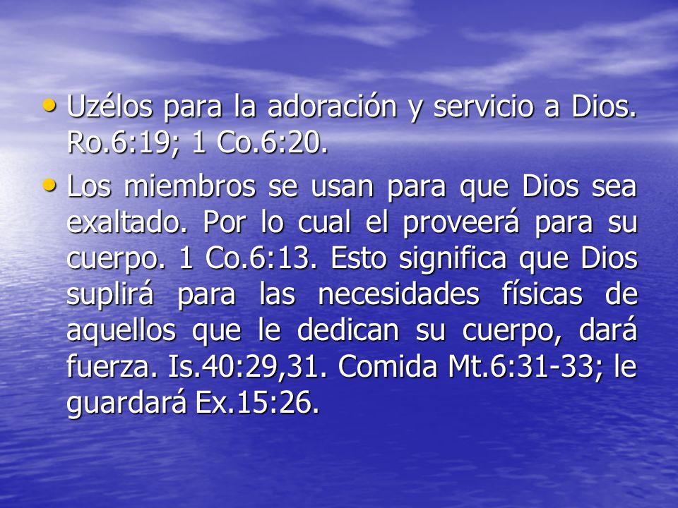 Manos: Hch.19:6; Ga.6:11; Ef.4:28; 1 Ti.2:8; Prov.31:20. Que sirvan para ayudar y no dañar. Manos: Hch.19:6; Ga.6:11; Ef.4:28; 1 Ti.2:8; Prov.31:20. Q