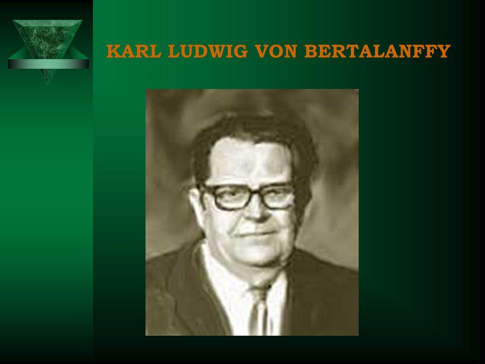 Teoría General de Sistemas Ludwig Von Bertalanffy