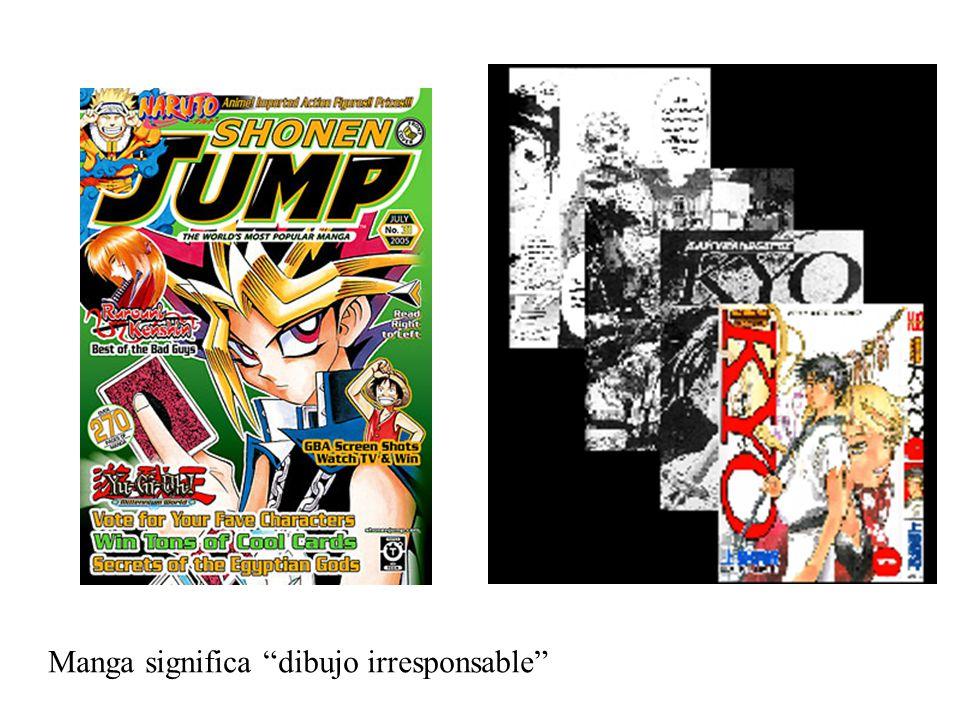 Manga y Anime Casi todas las series que hoy miras en televisión fueron mangas en sus inicios y algunas de estas revistas se publicaron por varios años, un ejemplo es la famosa serie Ranma ½ .