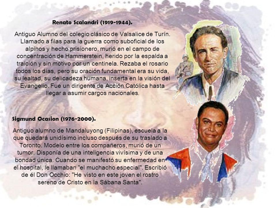 Willi De Koster (1974-1984). Mexicano, murió de leucemia después de una enfermedad que duró seis años, durante los cuales mostró toda su madurez y su
