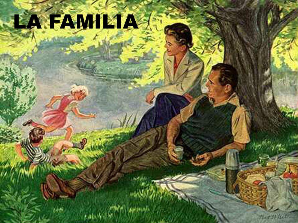 La familia en Acuerdo Mutuo La unidad incluye planificación de los asuntos espirituales, físicos, emocionales, familiares, e intelectuales.