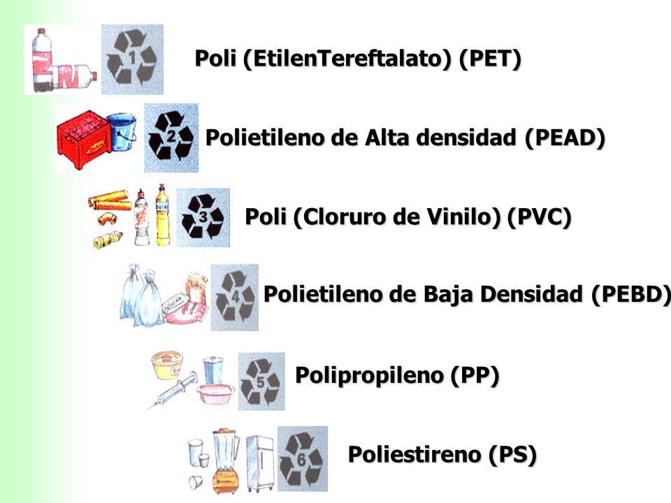 Caso Especial : PLASTICOS EN ESTA SECCION PRESENTO ALGUNOS CONOCIMIENTOS BASICOS PARA LA IMPLANTACION DE UNA EMPRESA TRANSFORMADORA DE PLASTICO RECICL