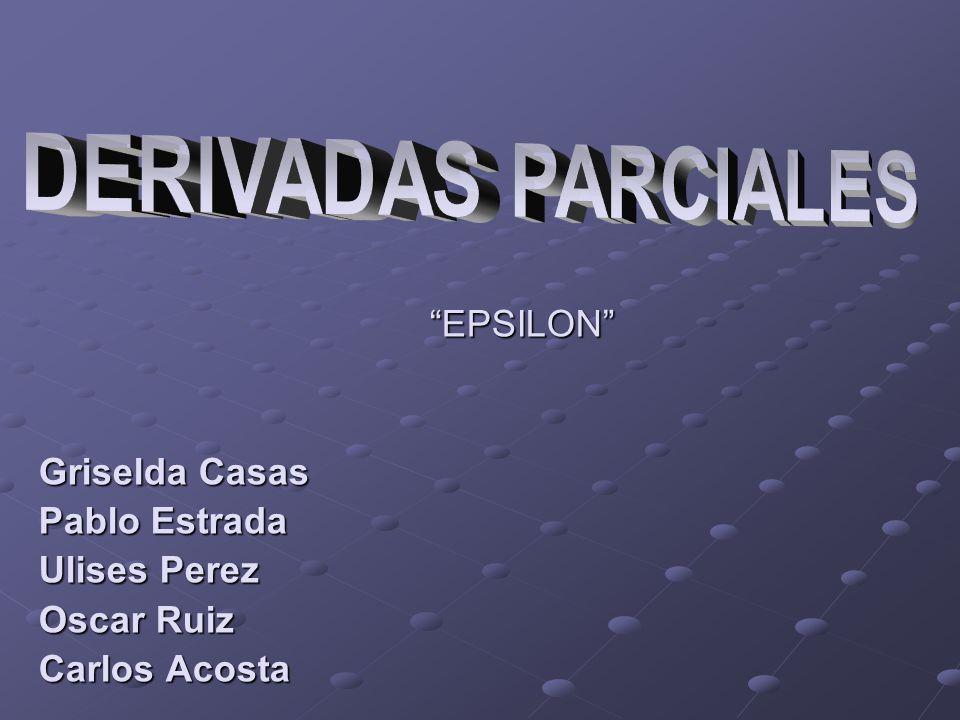 EPSILON Griselda Casas Griselda Casas Pablo Estrada Pablo Estrada Ulises Perez Ulises Perez Oscar Ruiz Oscar Ruiz Carlos Acosta Carlos Acosta