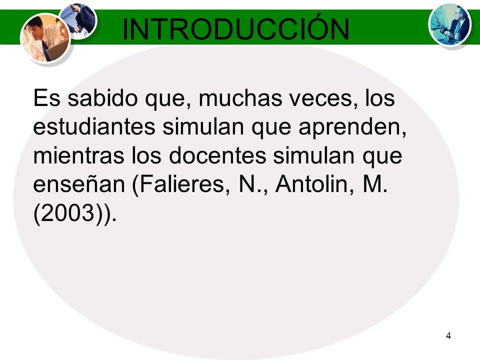34 ASSESSMENT DE INTERACCIÓN Estudiante - Estudiante Estudiante - Profesor Estudiante - Contenido Estudiante - Interface