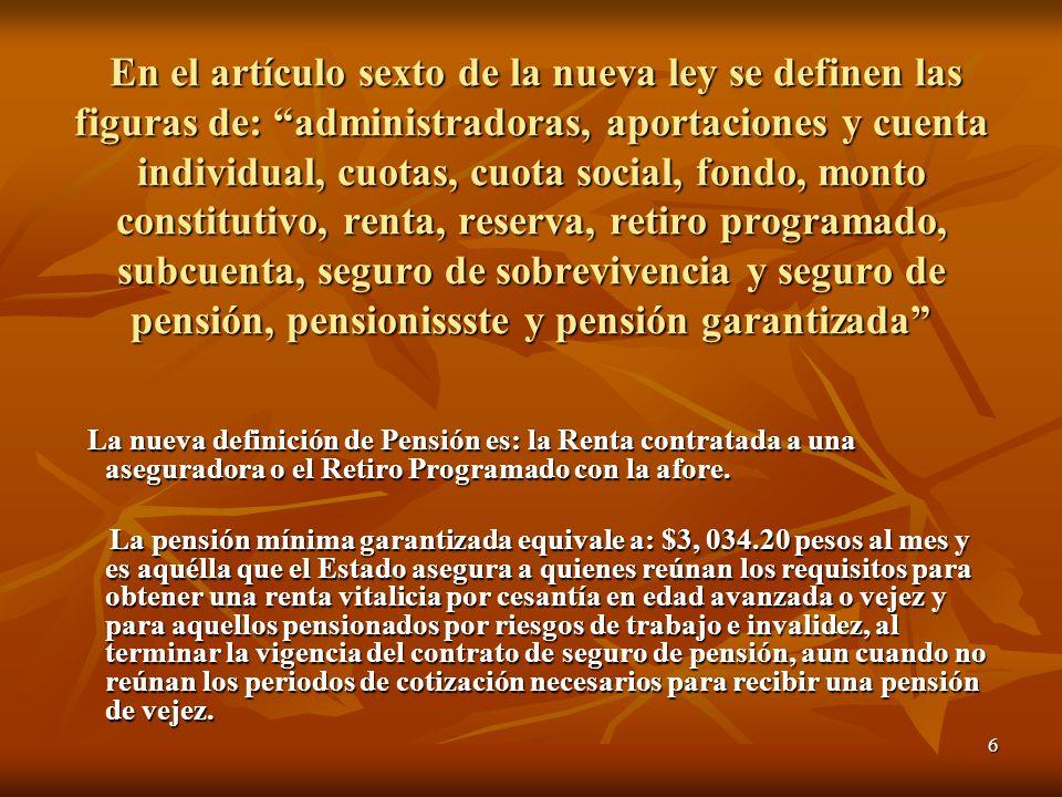 17 Artículo 96 Ley Gordillo-Ayala: Artículo 96.
