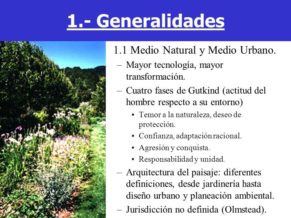 5.2 Vegetación: –Usos Potenciales Conducir Enfatizar Enmarcar Tamizar Delimitar 5.- Principios de Diseño: ELEMENTOS NATURALES