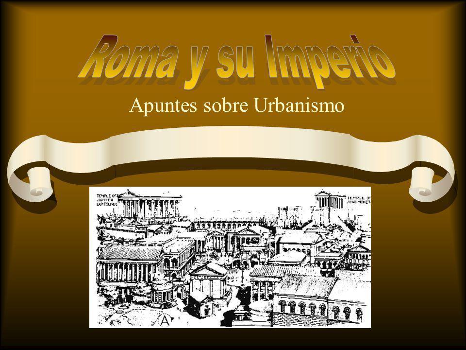 Antecedentes Fundación de Roma: 753 A.C.