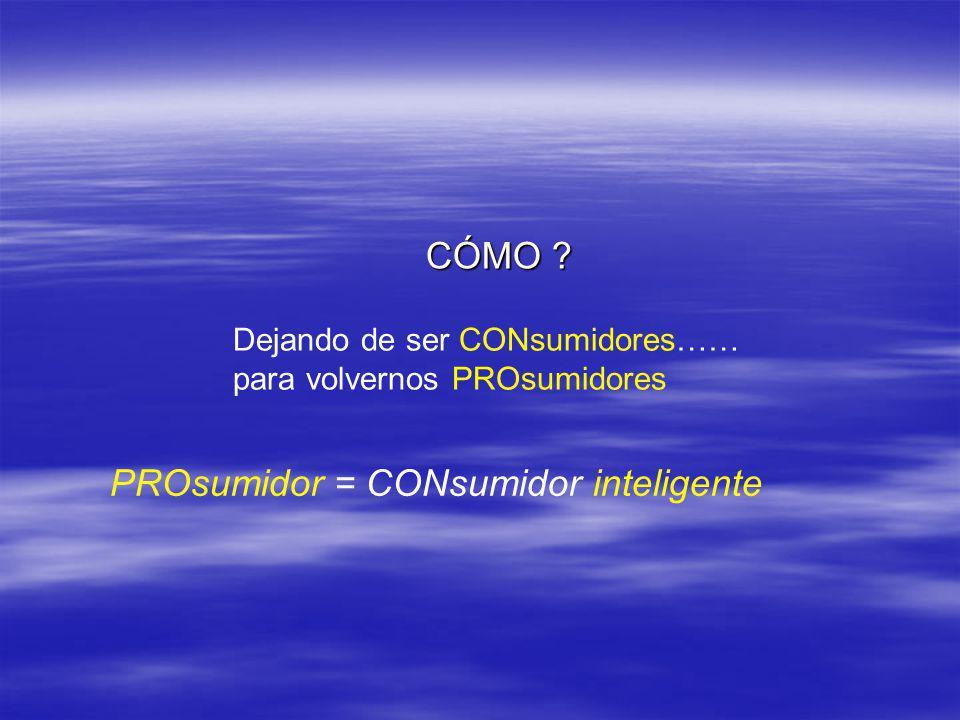 Entonces la respuesta es… INVERTIR EL PROCESO….. ….QUE EL CONSUMO DE LOS POBRES VAYA A LOS BOLSILLOS DE LOS POBRES !