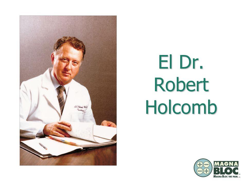 El Dr. Robert Holcomb