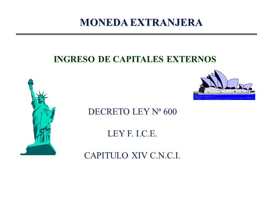 MONEDA EXTRANJERA COMO INFLUYE LA AUTORIDAD EN EL MERCADO CAMBIARIO C.N.C.I.