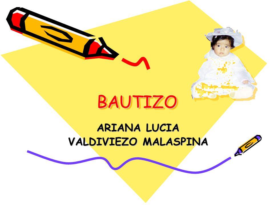 MI BAUTIZO Lugar: Iglesia de San José.Día: 18 de Junio de 2005.