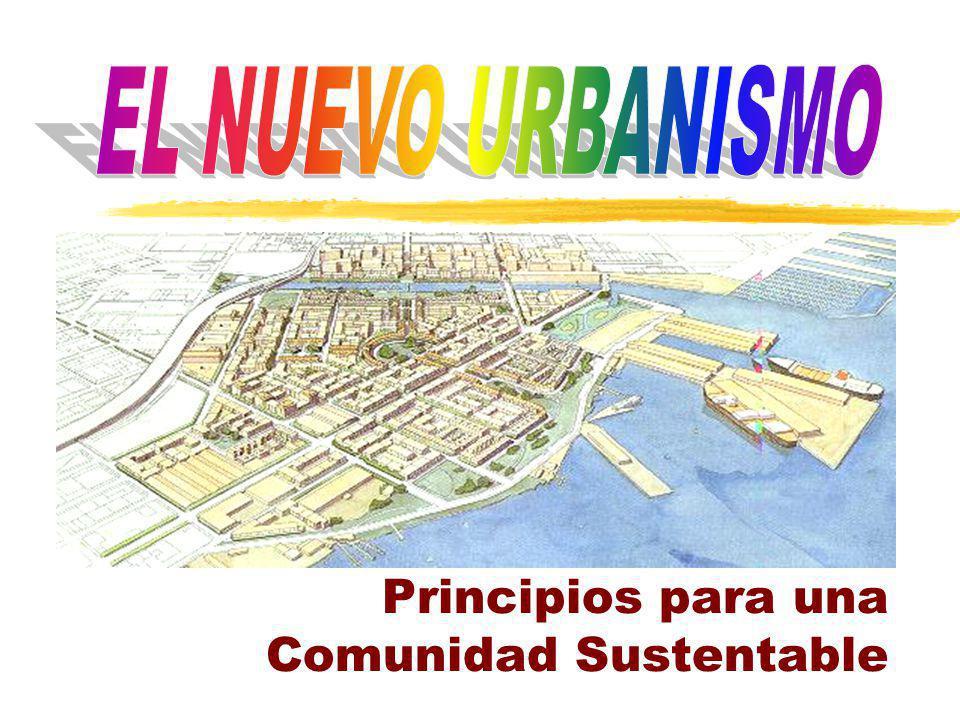 Principios para una Comunidad Sustentable