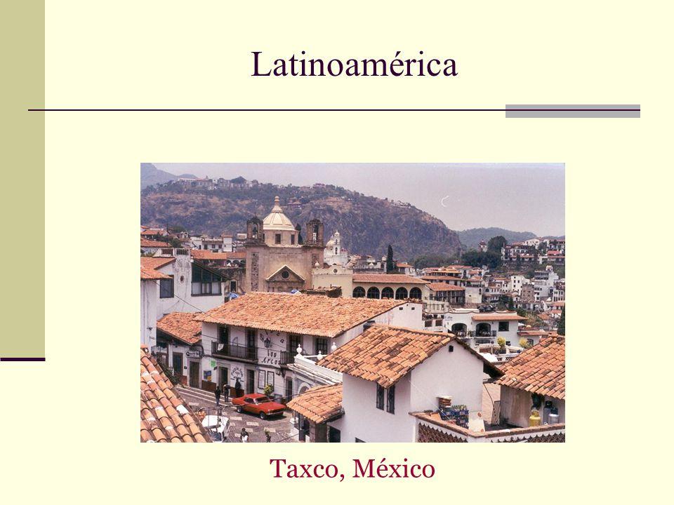 Latinoamérica Taxco, México