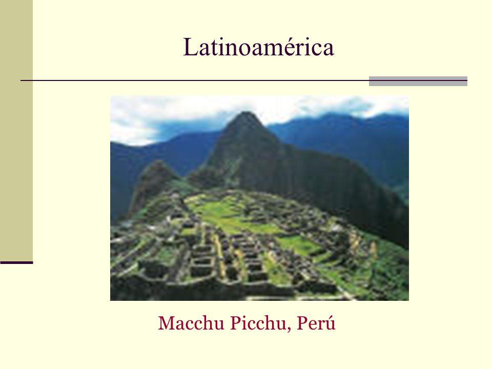 Latinoamérica Macchu Picchu, Perú