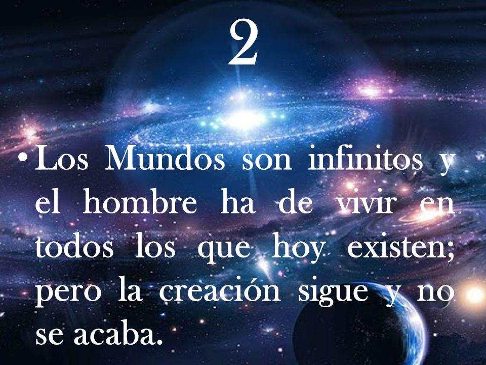 1 Hellí es uno: Creador Universal: No tiene principio, es eterno: Los Hombres son sus hijos y él su herencia.