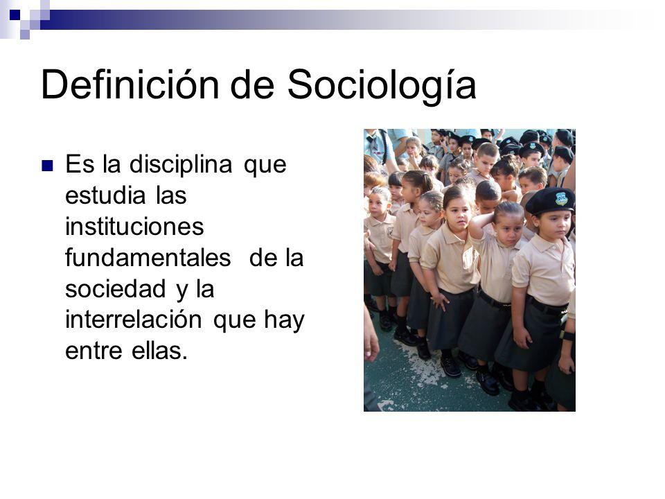 Fundadores de la Sociología Nace de las ideas de los pensadores positivistas.