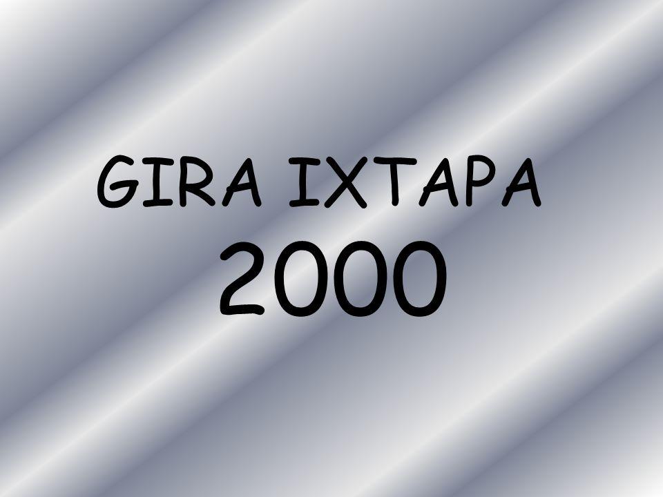 GIRA IXTAPA 2000