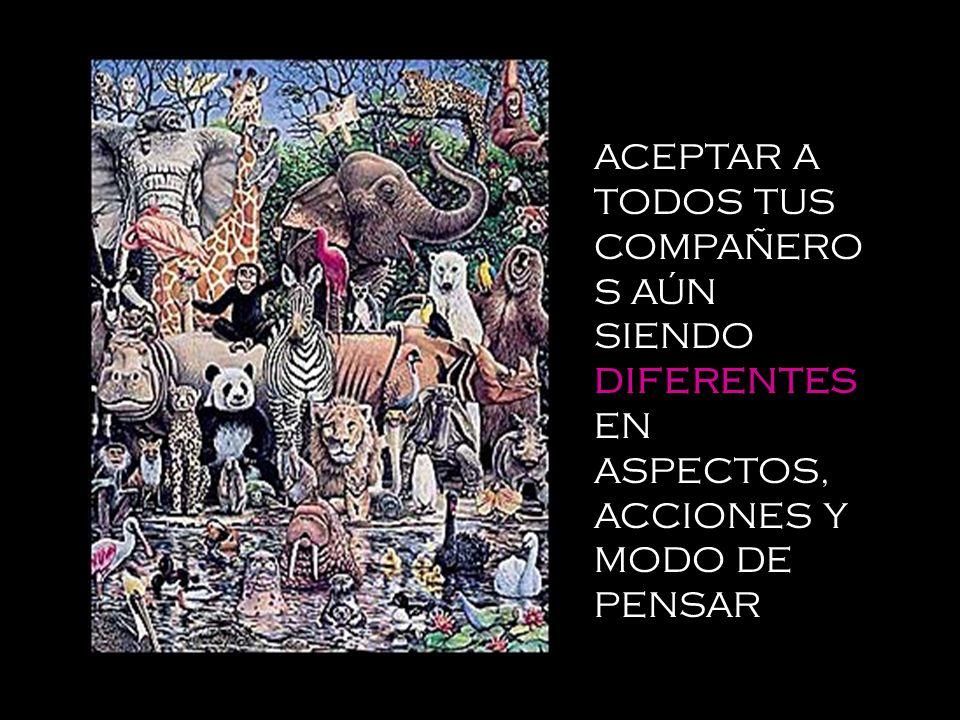TRATAR DE MEJORAR EN CADA MOMENTO, PARA LOGRAR LO MÁXIMO DE TÍ