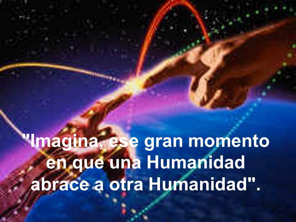 El enlace de las mas elevadas Culturas en el Cosmos conformaba el mas precioso vinculo entre el Creador y el destino de la Creación