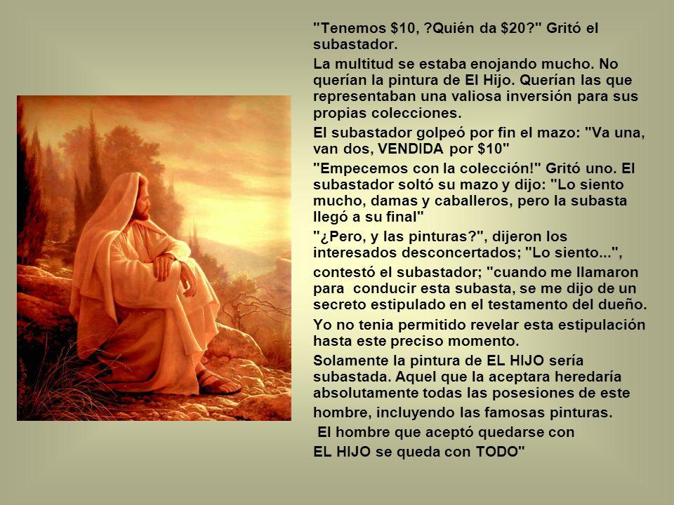 REFLEXIÓN: Dios nos ha entregado a su Hijo, quien murió en una cruz hace 2000 años.