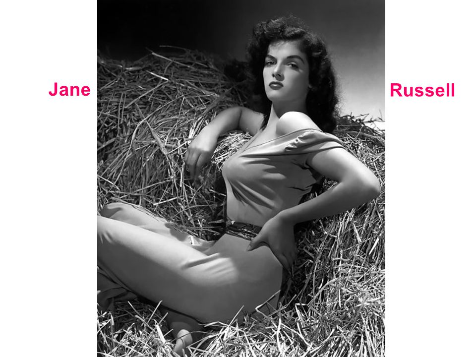 Russell Jane