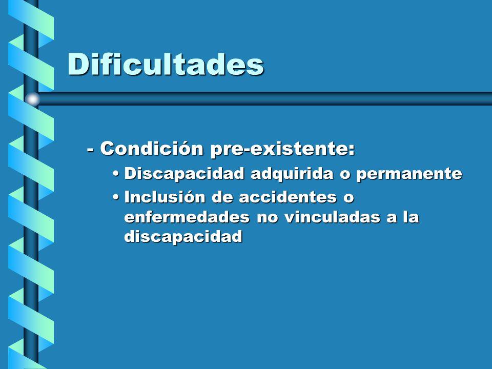 Principios a incorporar en el SIS InclusiónInclusión Equidad de OportunidadesEquidad de Oportunidades AccesibilidadAccesibilidad EspecializaciónEspecialización
