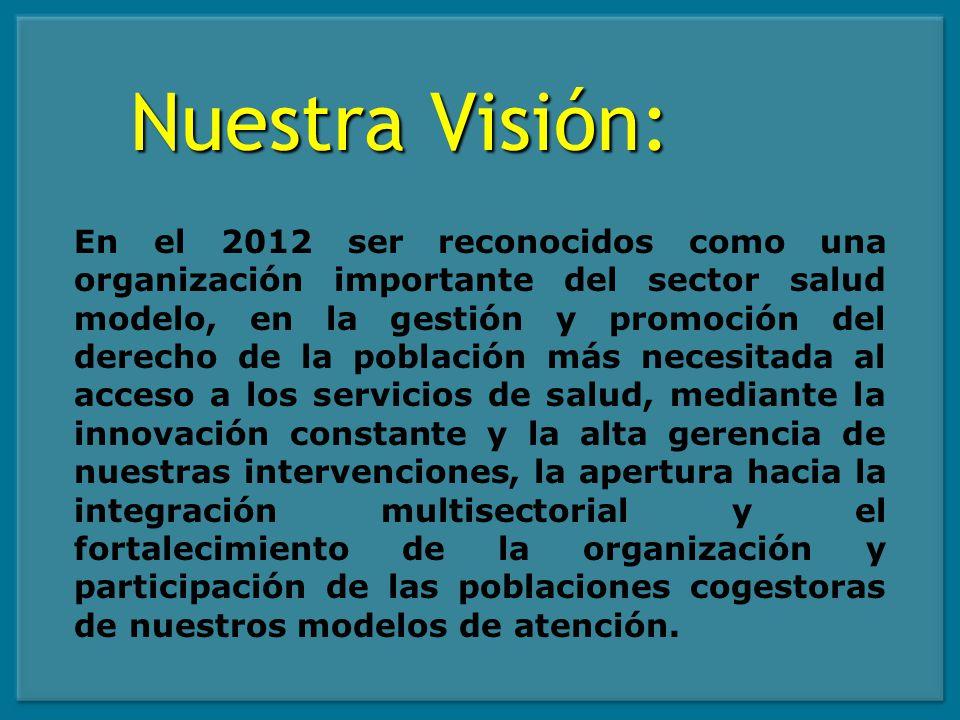 Red de Ventas Sociales Redes de VSM (Comisión Interinstitucional de Medicamentos Esenciales) VSM Botiquines comunitarios
