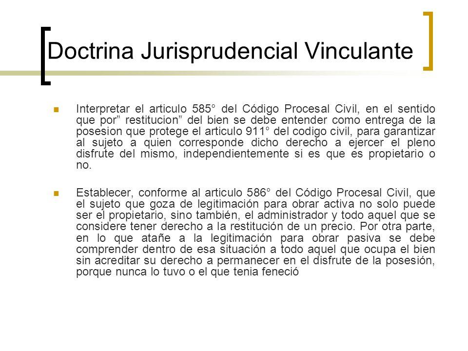 Se consideran como supuestos de posesión precaria a los siguientes casos: De resolución extrajudicial de un contrato (Art.
