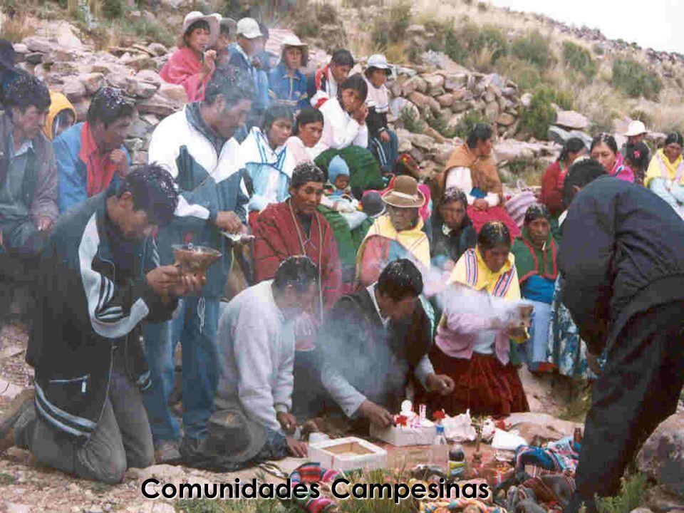 Comunidades Campesinas y Cultura La UNESCO y la Comisión Mundial sobre Cultura y Desarrollo Precisan (1) : Cultura es un complejo total de figuras distintivas espirituales, materiales, intelectuales y emocionales que caracterizan una sociedad o un grupo social.