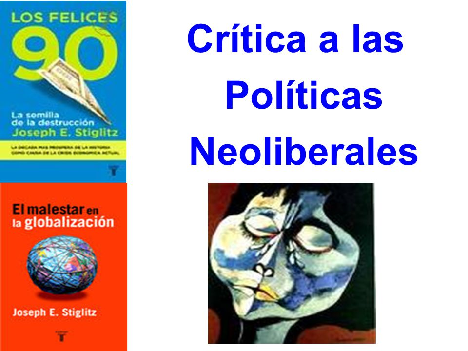 Crítica a las Políticas Neoliberales