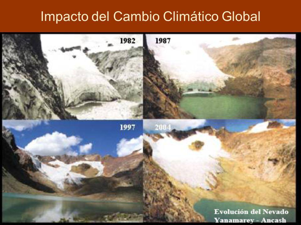 11 Impacto del Cambio Climático Global