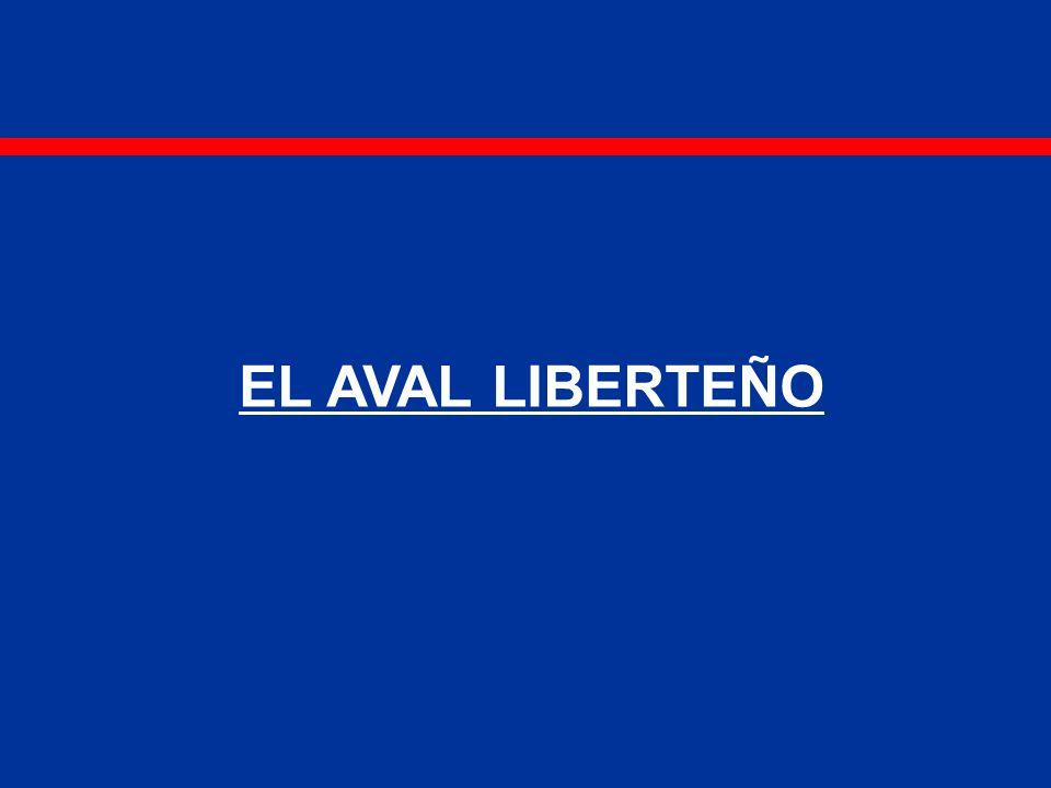 EL AVAL LIBERTEÑO