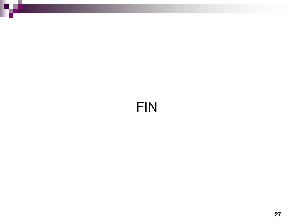 FIN 27