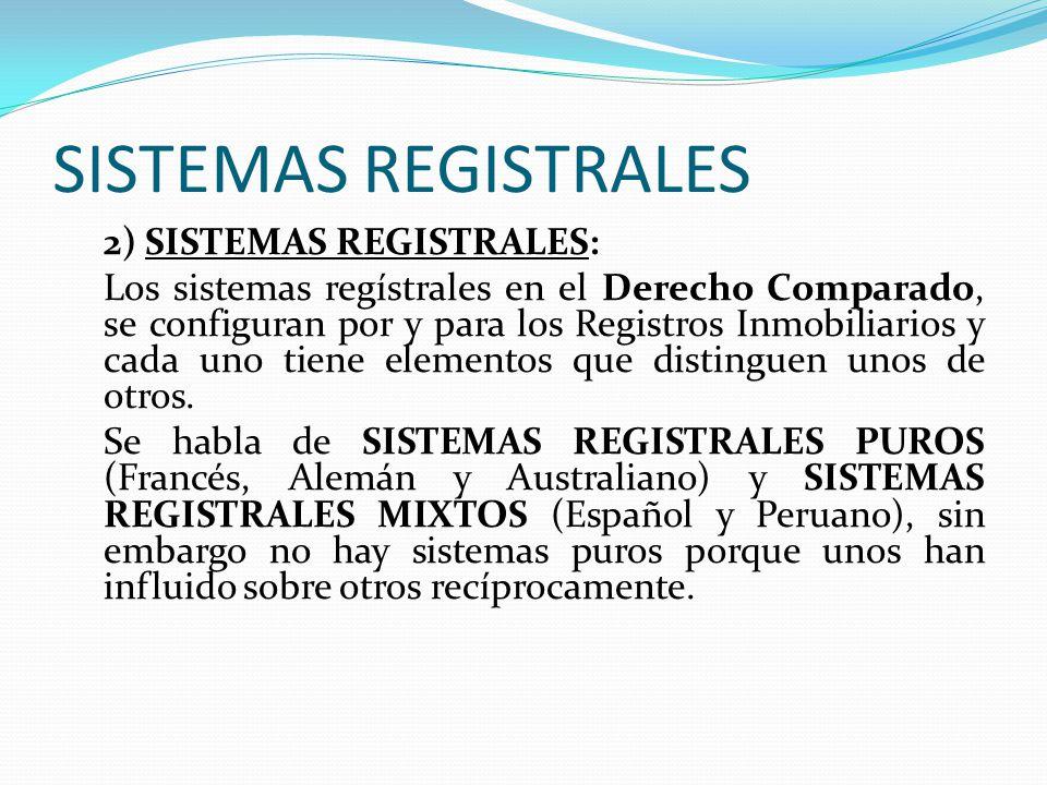 CARACTERES DEL DERECHO REGISTRAL CARACTERES DEL DERECHO REGISTRAL.- a) Es un Derecho Autónomo.- Constituye una rama especial del Derecho Civil, en la cual la mayor parte de las normas que regulan el procedimiento no están contenidas en el Código Civil, sino en leyes y reglamentos especiales.