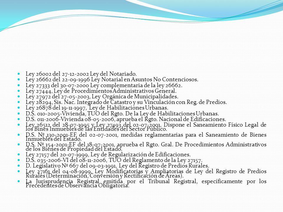 2.- LEYES Y REGLAMENTOS ESPECIALES.-(Art. 2009 C.C., Los RR.PP. se sujetan a lo dispuesto en este Código, a sus leyes y reglamentos especiales) Código