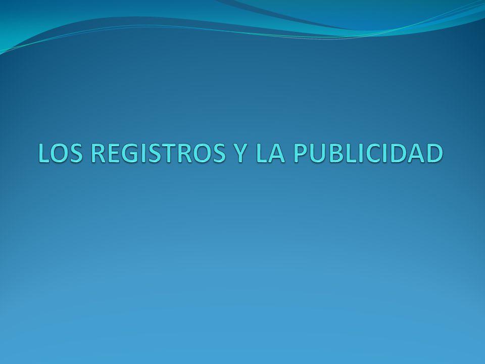 VI.-PROCEDIMIENTO REGISTRAL DE CALIFICACION E INSCRIPCION DE TITULOS.- 1) Primera Instancia.- Definición, características, inicio (presentación, calif
