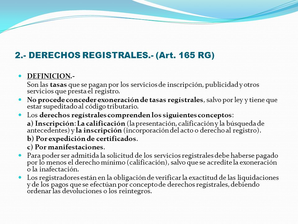 b) COMPENDIOSOS.- Los que se otorgan mediante un extracto, resumen o indicación de determinadas circunstancias del contenido de las partidas regístrales, los que podrán referirse a los gravámenes o cargas registrados a determinados datos o aspectos de las inscripciones..- Certificado positivo de propiedad..- Certificado negativo de propiedad, testamento, sucesión intestada..- Certificado de no superposición de área..- Certificado de búsqueda catastral..- Certificado de gravamen..- Certificado literal de dominio..- Certificado de vigencia de poder..- Certificado Registral Inmobiliario (CRI) (dominio, gravamen, descripción del inmueble)..- Certificado de Acreditación de Verificadores.