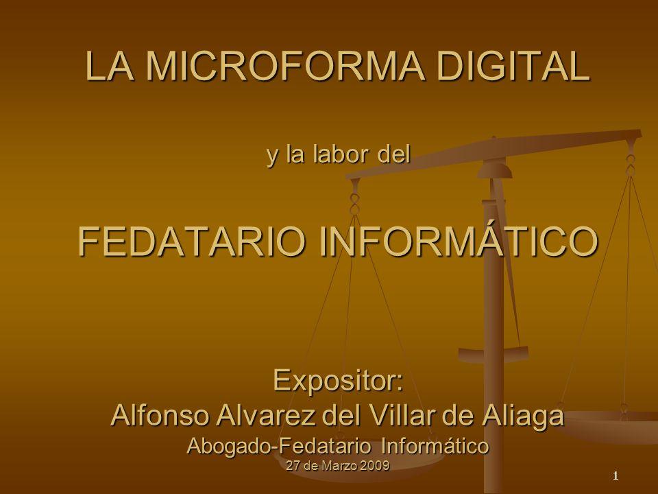 12 EFECTO LEGAL DE LAS MICROFORMAS: Los medios portadores de las microformas, obtenidos con arreglo a lo dispuesto en esta Ley, sustituyen a los expedientes y documentos originales micrograbados en ellos, para todos los efectos legales.
