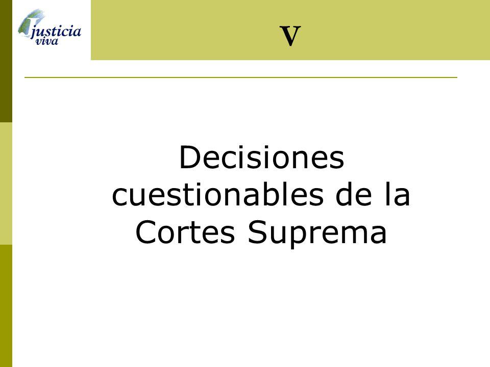 Procesos con acusación fiscal Caso Fujimori - Boloña Caso magistrados superiores - planillas secretas Caso Jorge Baca Campodónico - Banco Latino Caso
