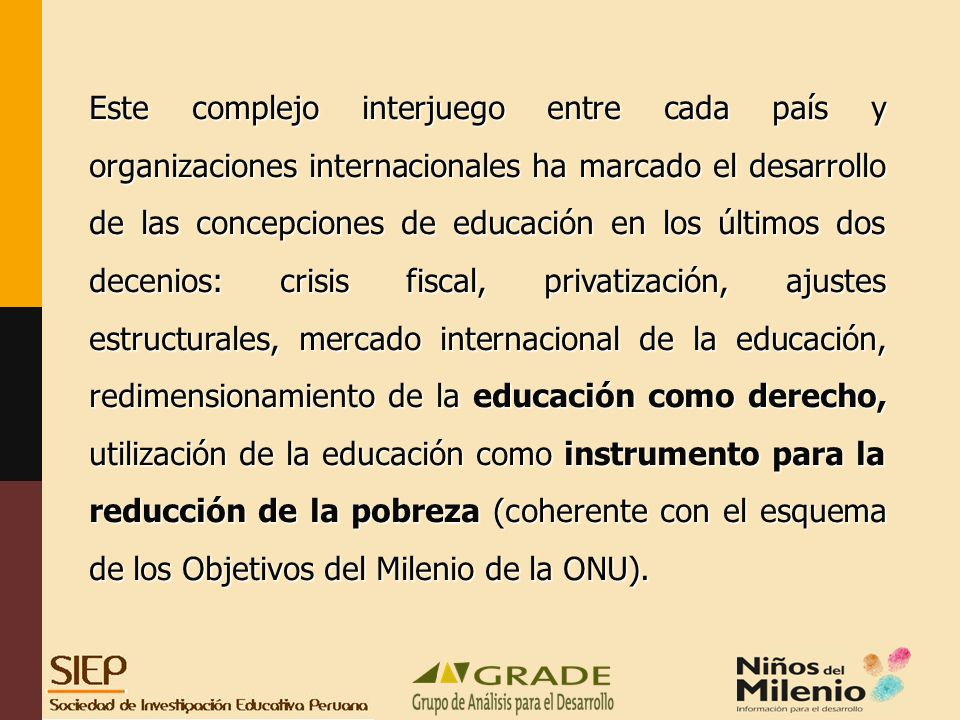 Textos de Pampanini sobre Iluminismo Pedagógico: - Educational archetypes, Imaginary Education (Pampanini, 2006a) - Pedagogies, Theory of the Educational Action (Pampanini, 2005) - Education and Politics, Political Theory of the Educational Institution (Pampanini, 2006b) - Comparative Education, Regional Theory of Comparative Education (Pampanini, 2004).